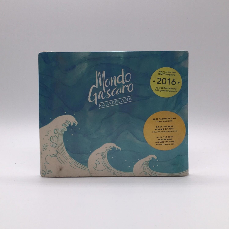 MONDO GASCARO -RAJA KELANA- CD