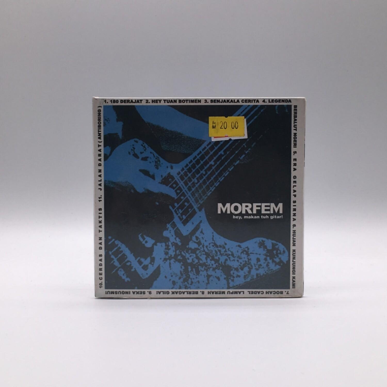MORFEM -HEY, MAKAN TUH GITAR!- CD