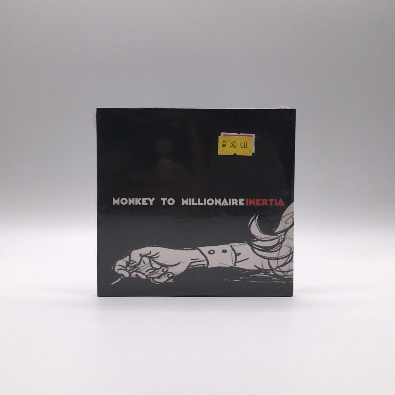 MONKEY TO MILLIONAIRE -INERTIA- CD