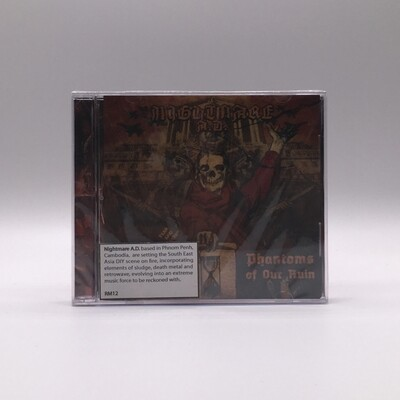 NIGHTMARE A.D -PHANTON OF OUR RUIN- CD
