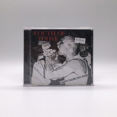 YOUTH OF TODAY -CAN'T CLOSE MY EYES- CD