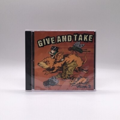 V/A -GIVE AND TAKE- CD