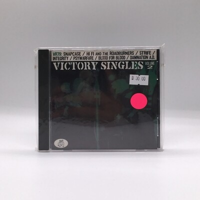 V/A -VICTORY SINGLES VOL.2- CD