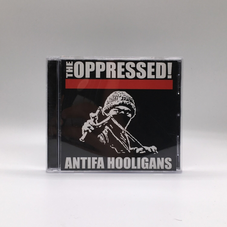 THE OPPRESSED -ANTIFA HOOLIGANS- CD
