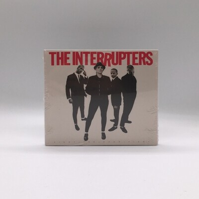 THE INTERRUPTERS -FIGHT THE GOOD FIGHT- CD
