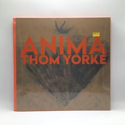 THOM YORKE -ANIMA- 2XLP + CD + BOOK (DELUXE VERSION)
