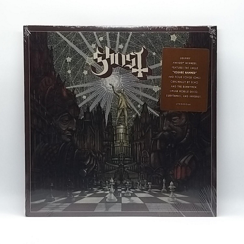 GHOST -POPESTAR- 12 INCH EP