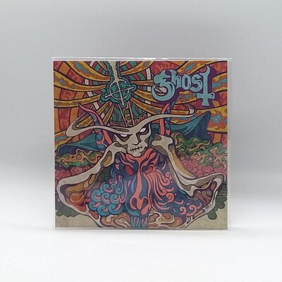 GHOST -KISS THE GO GOAT- 7 INCH