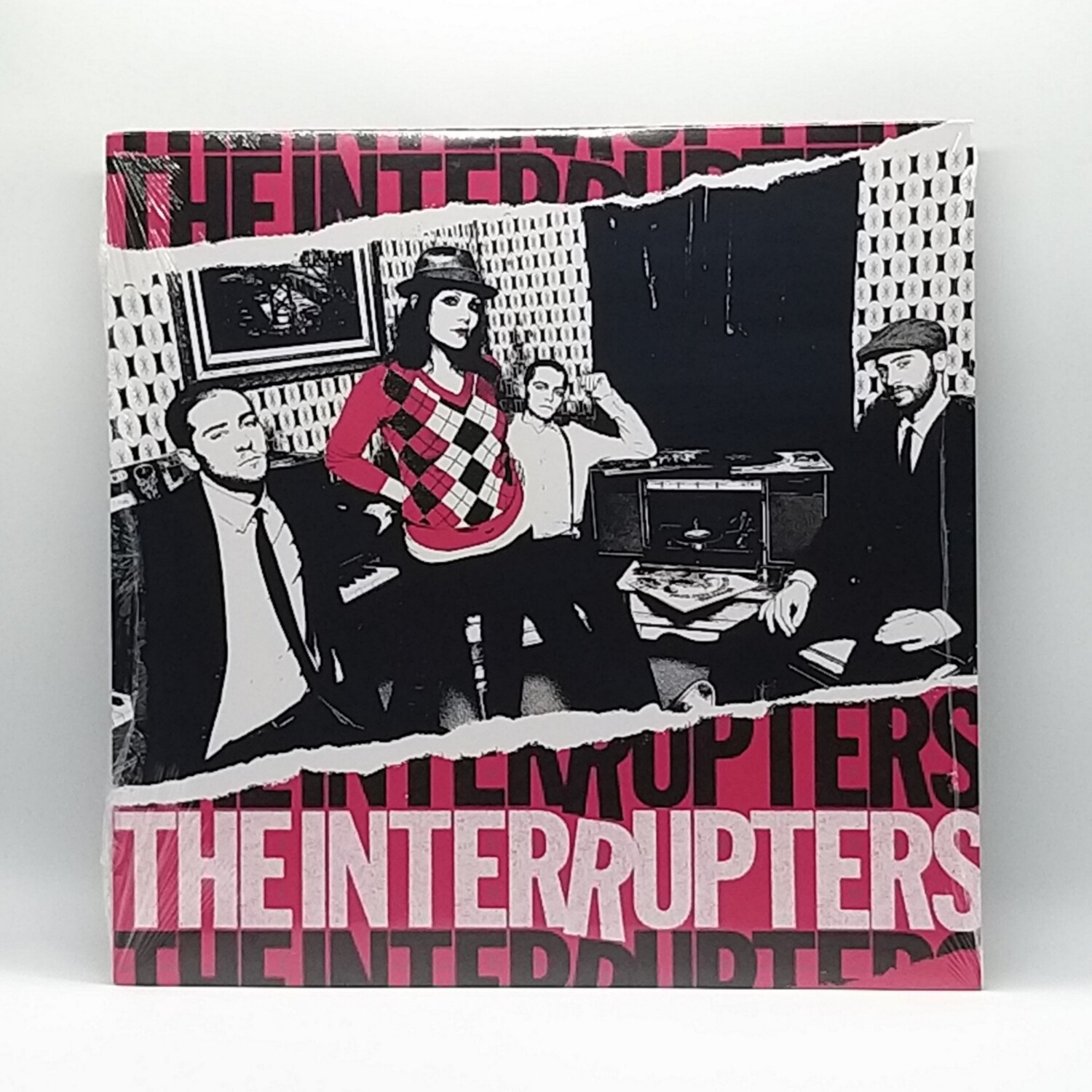 THE INTERRUPTERS -S/T- LP
