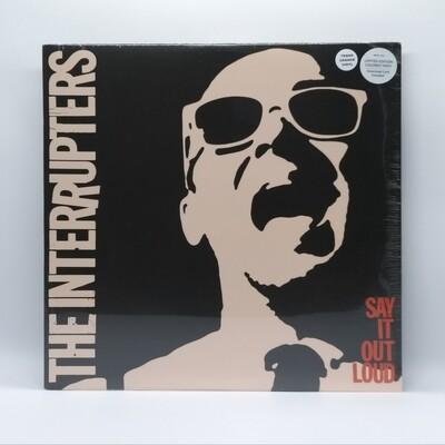 THE INTERRUPTERS - SAY IT OUT LOUD- LP ( COLOR VINYL)