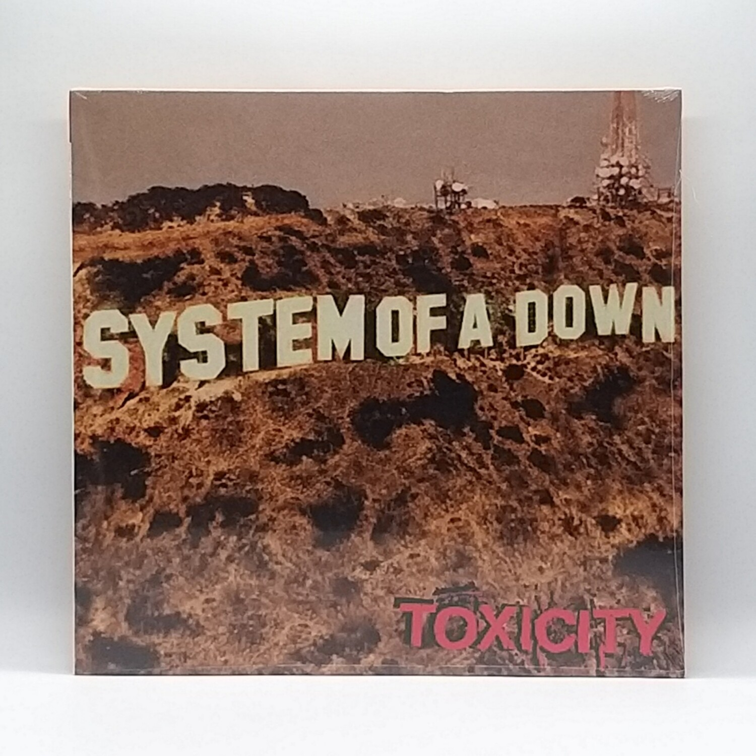 SYSTEM OF A DOWN -TOXICITY- LP