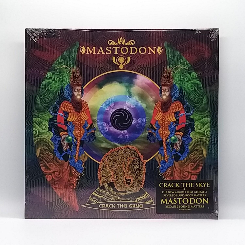 MASTODON -CRACK THE SKYE- LP