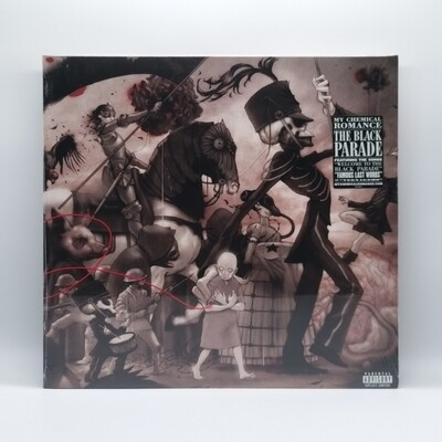 MY CHEMICAL ROMANCE -THE BLACK PARADE- 2XLP