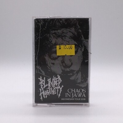 BLINDED HUMANITY -CHAOS IN JAWA: INDONESIAN TOUR 2016- CASSETTE