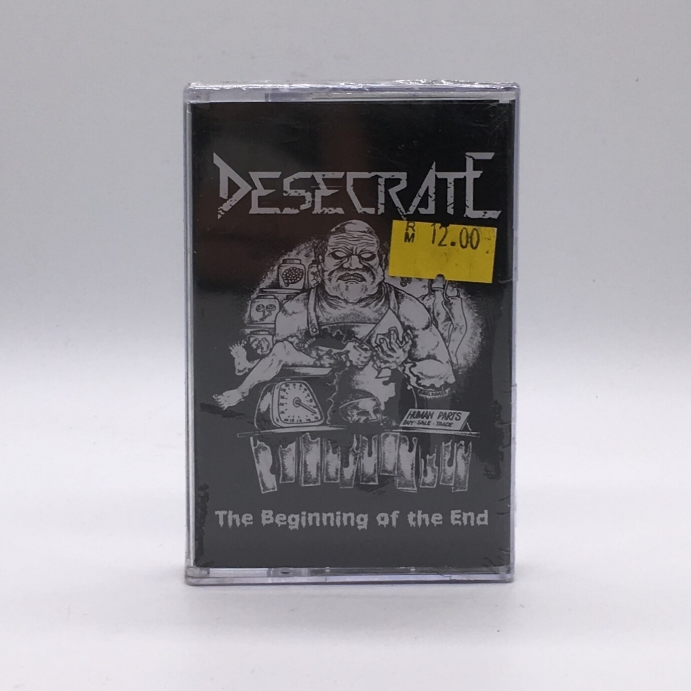 DESECRATE -THE BEGINNING OF THE END- CASSETTE