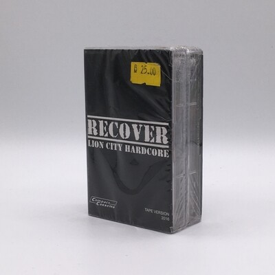 RECOVER -LION CITY HARDCORE- 2XCASSETTE