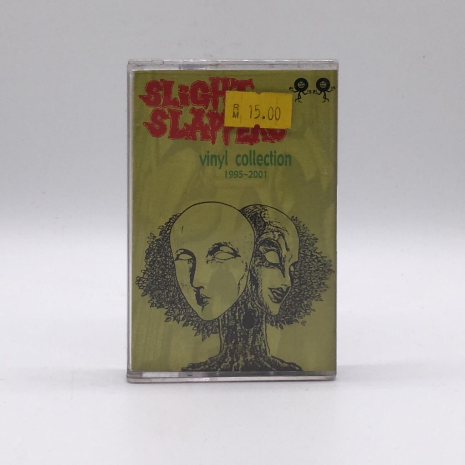 SLIGHT SLAPPERS -VINYL COLLECTION: 1995-2001- CASSETTE