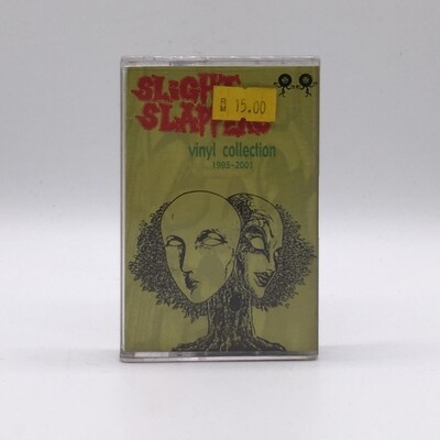 SLIGHT SLAPPERS -VINYL COLLECTION: 1995-2001- CASSETTE