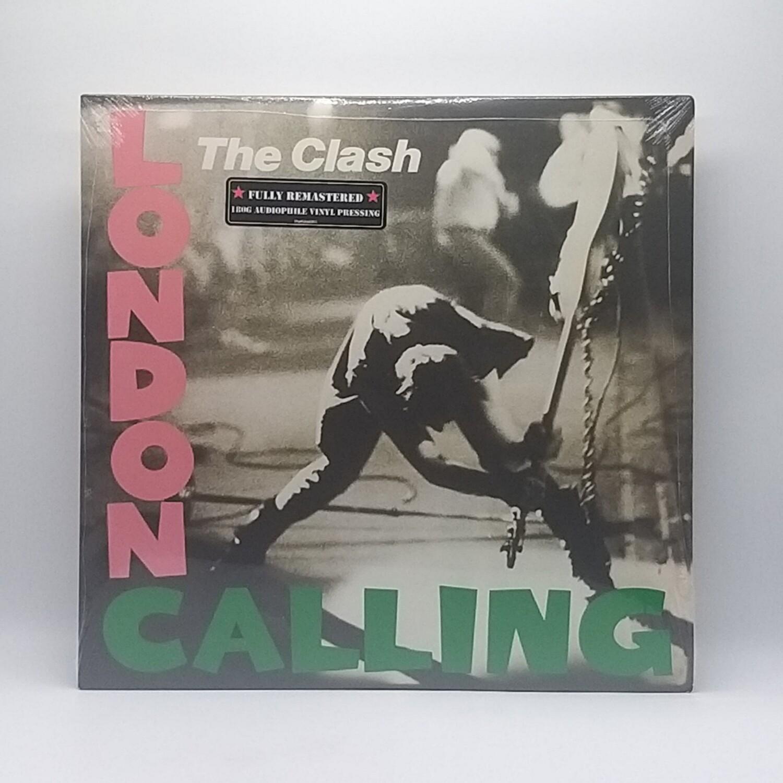 THE CLASH -LONDON CALLING- 2XLP (180 GRAM VINYL)