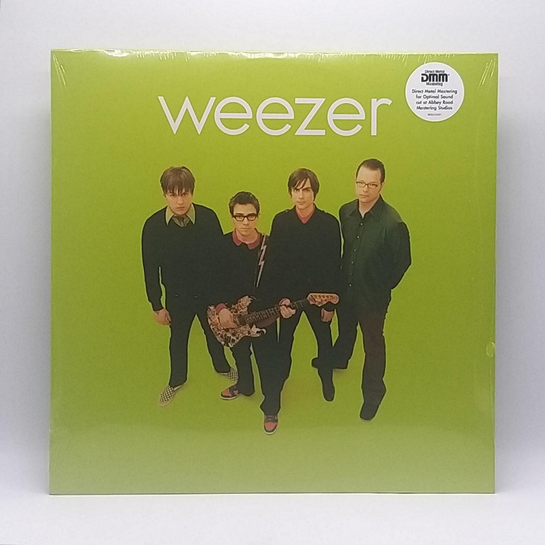 WEEZER -S/T: GREEN ALBUM- LP
