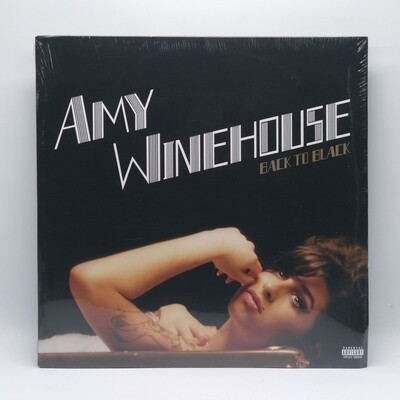 AMY WINEHOUSE -BACK TO BLACK- LP