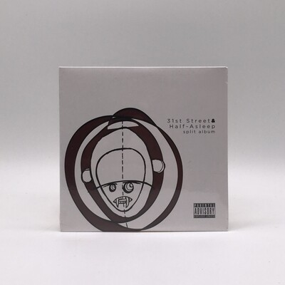 31ST STREET / HALF ASLEEP -SPLIT- CD