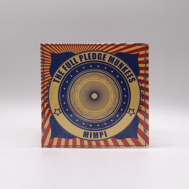 THE FULL PLEDGE MUNKEES -MIMPI- CD