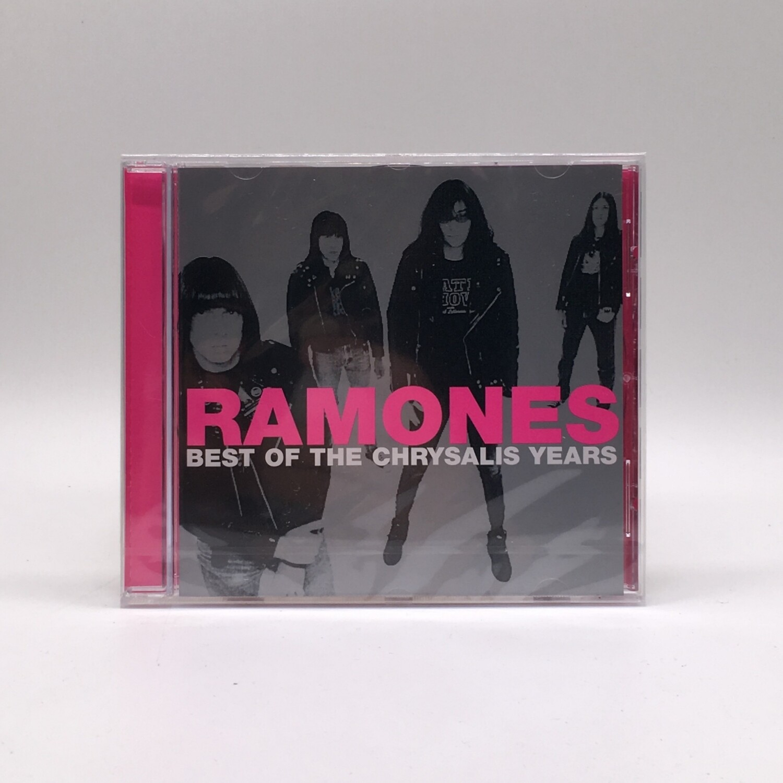 RAMONES -THE BEST OF CHRYSALIS YEARS- CD