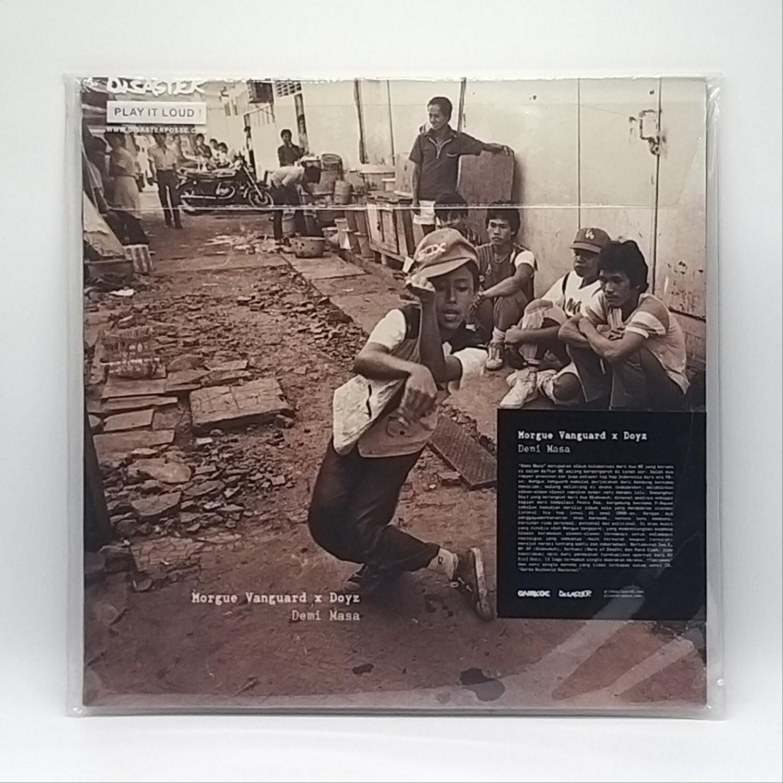 MORGUE VANGUARD X DOYZ -DEMI MASA- LP