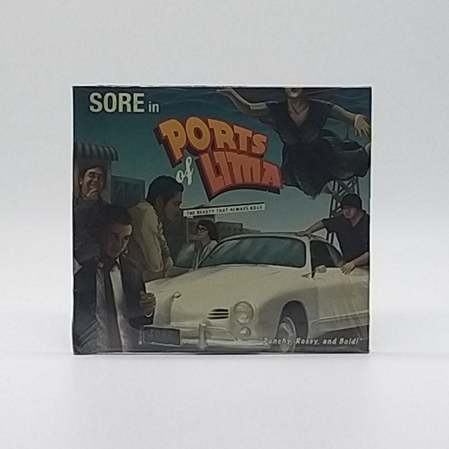 SORE -PORTS OF LIMA- CD