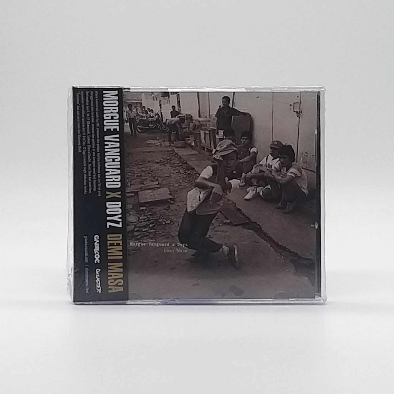 MORGUE VANGUARD X DOYZ -DEMI MASA- CD