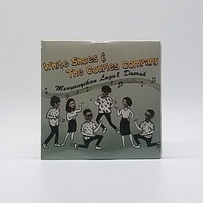 WHITE SHOES AND THE COUPLE COMPANY -MENYANYIKAN LAGU DAERAH- CD