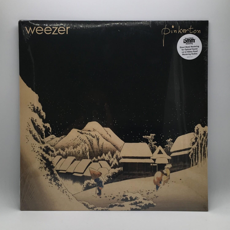 WEEZER -PINKERTON- LP