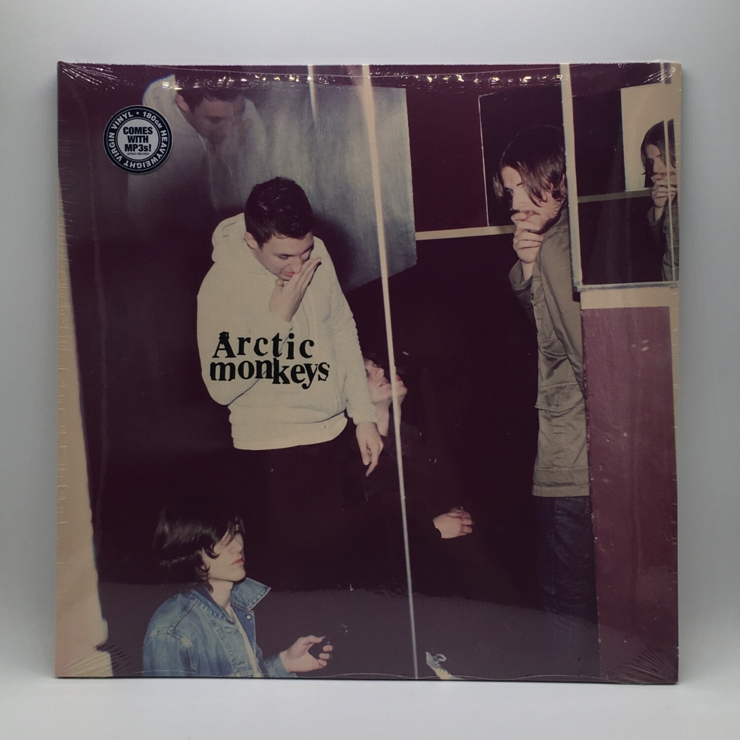 ARCTIC MONKEYS -HUMBUG- LP