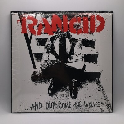 RANCID -...AND OUT COME THE WOLVES- LP