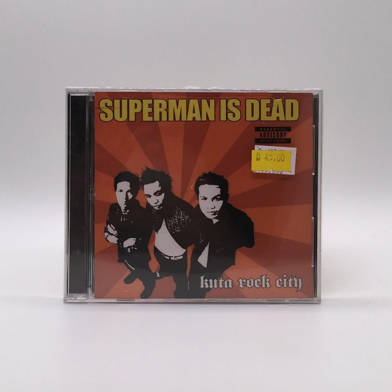 SUPERMAN IS DEAD -KUTA ROCK CITY- CD