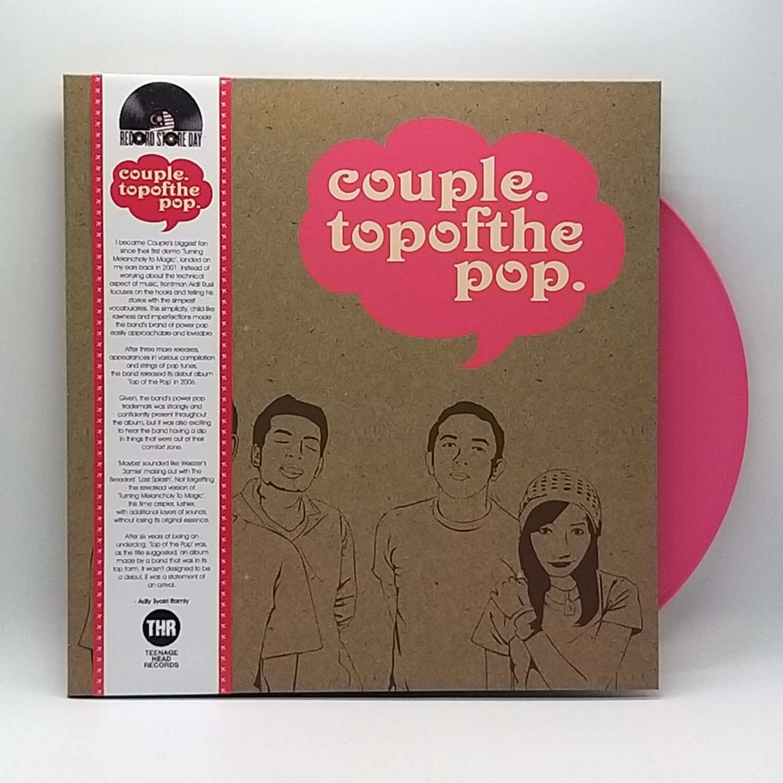 COUPLE -TOP OF THE POP- LP (PINK VINYL)