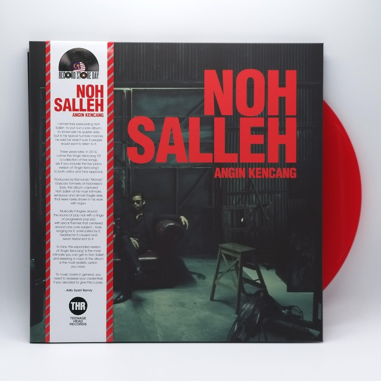 NOH SALLEH -ANGIN KENCANG- LP (RED VINYL)