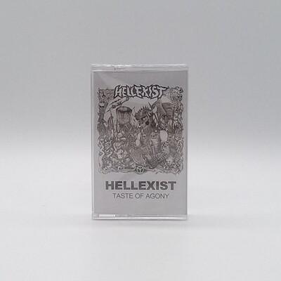 HELLEXIST -TASTE OF AGONY- CASSETTE