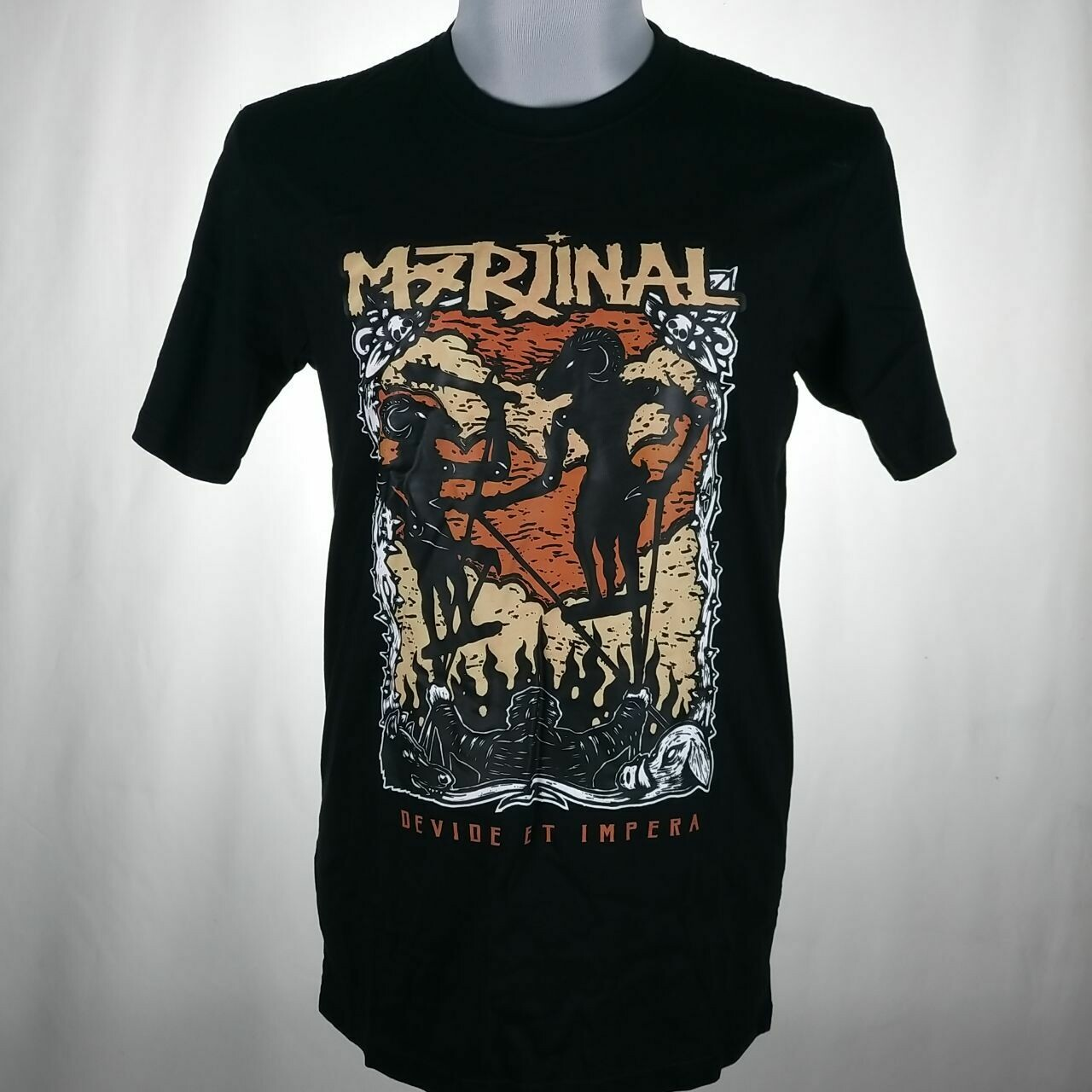 MARJINAL -DEVIDE ET IMPERA (BLACK)