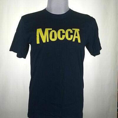 MOCCA -LOGO- (NAVY BLUE)