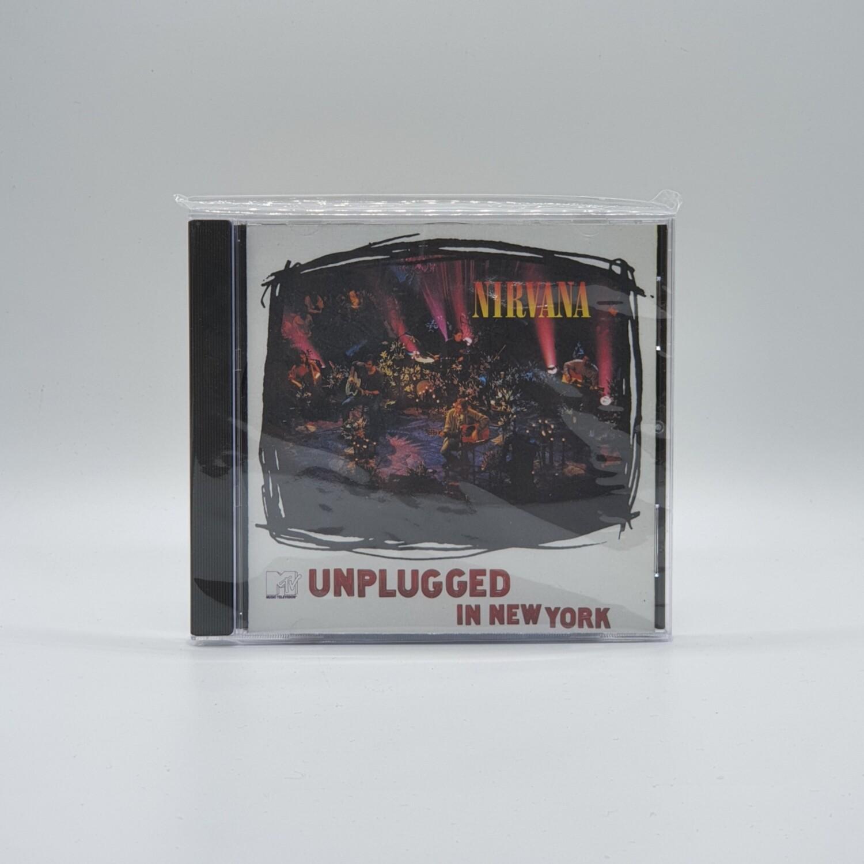NIRVANA -MTV UNPLUGGED IN NEW YORK- CD