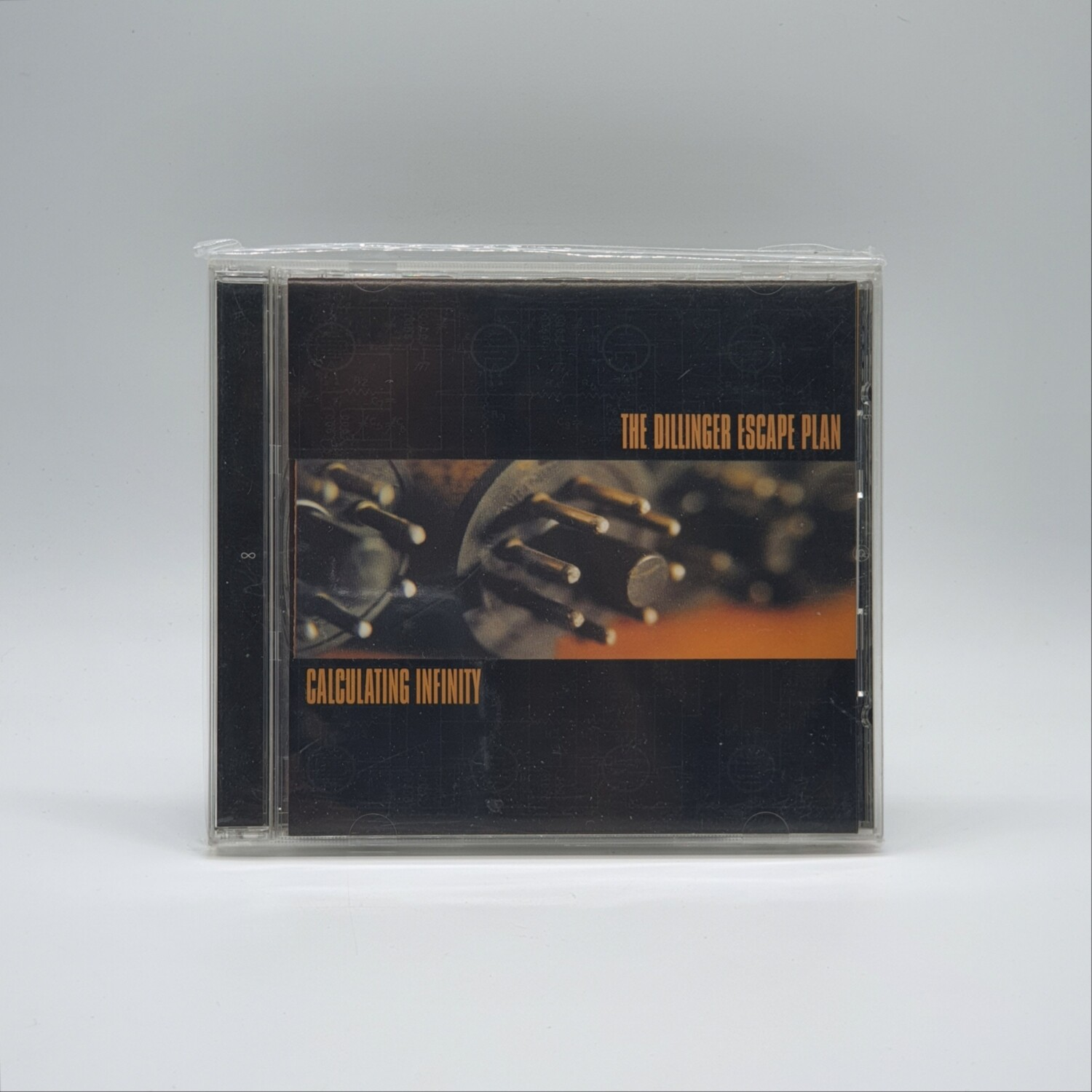 THE DILLINGER ESCAPE PLAN -CALCULATING INFINITY- CD