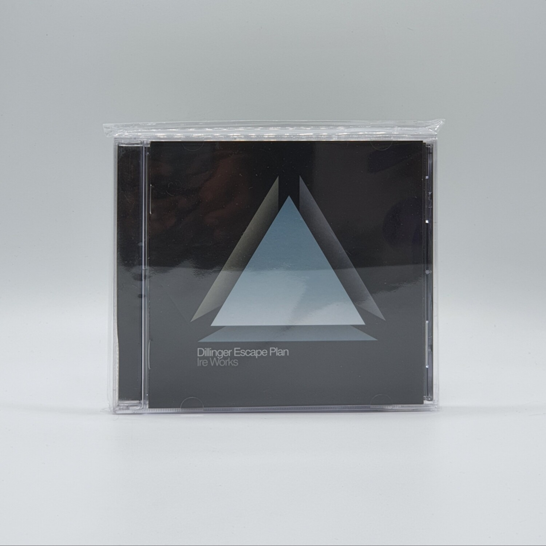THE DILLINGER ESCAPE PLAN -IRE WORKS- CD