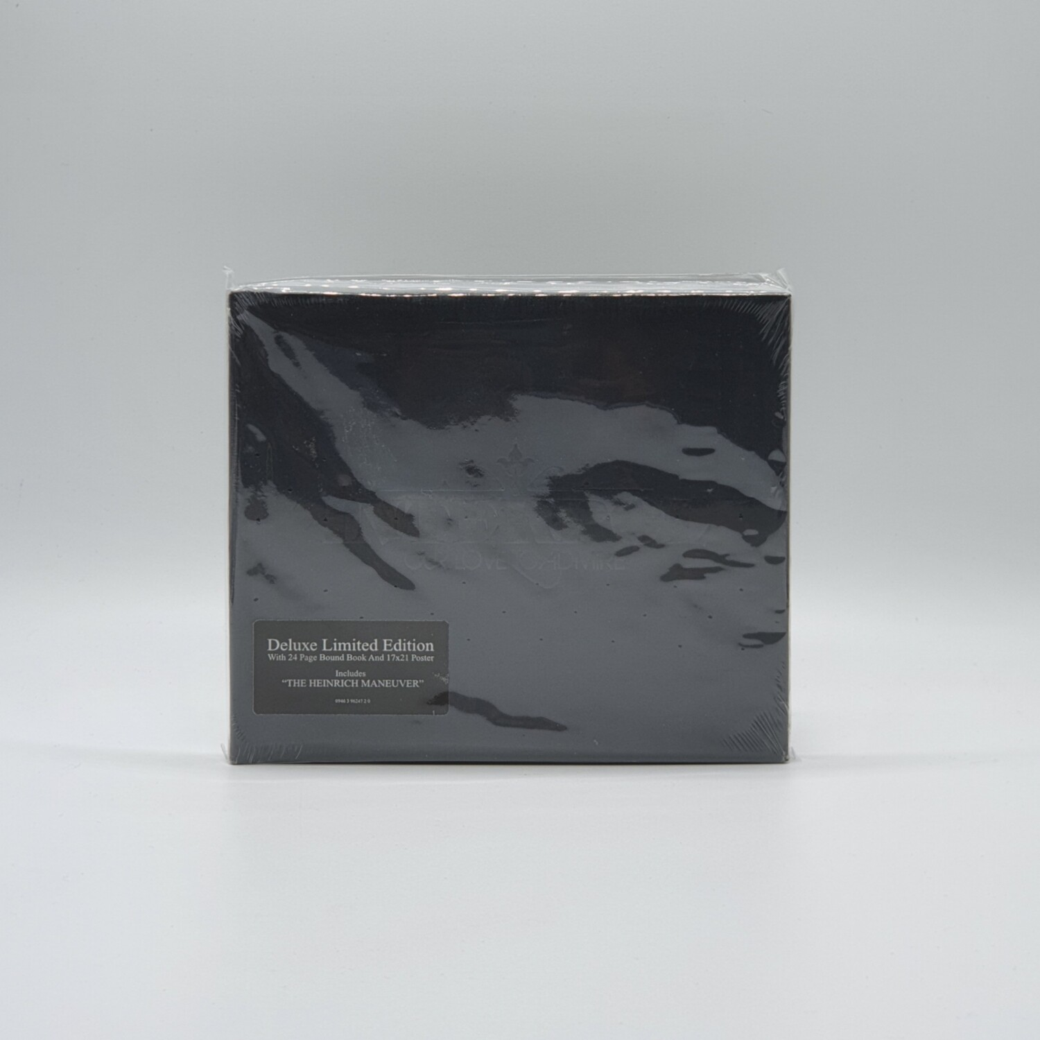 INTERPOL -OUR LOVE TO ADMIRE- CD (DELUXE LIMITED EDITION)