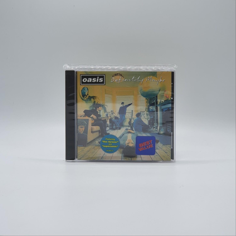 OASIS -DEFINITELY MAYBE- CD