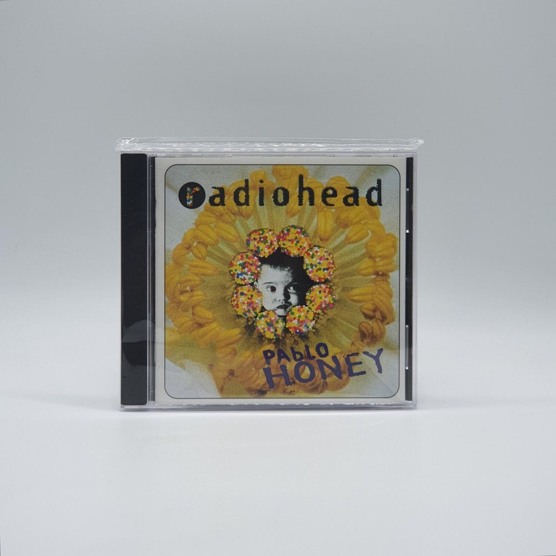 RADIOHEAD -PABLO HONEY- CD