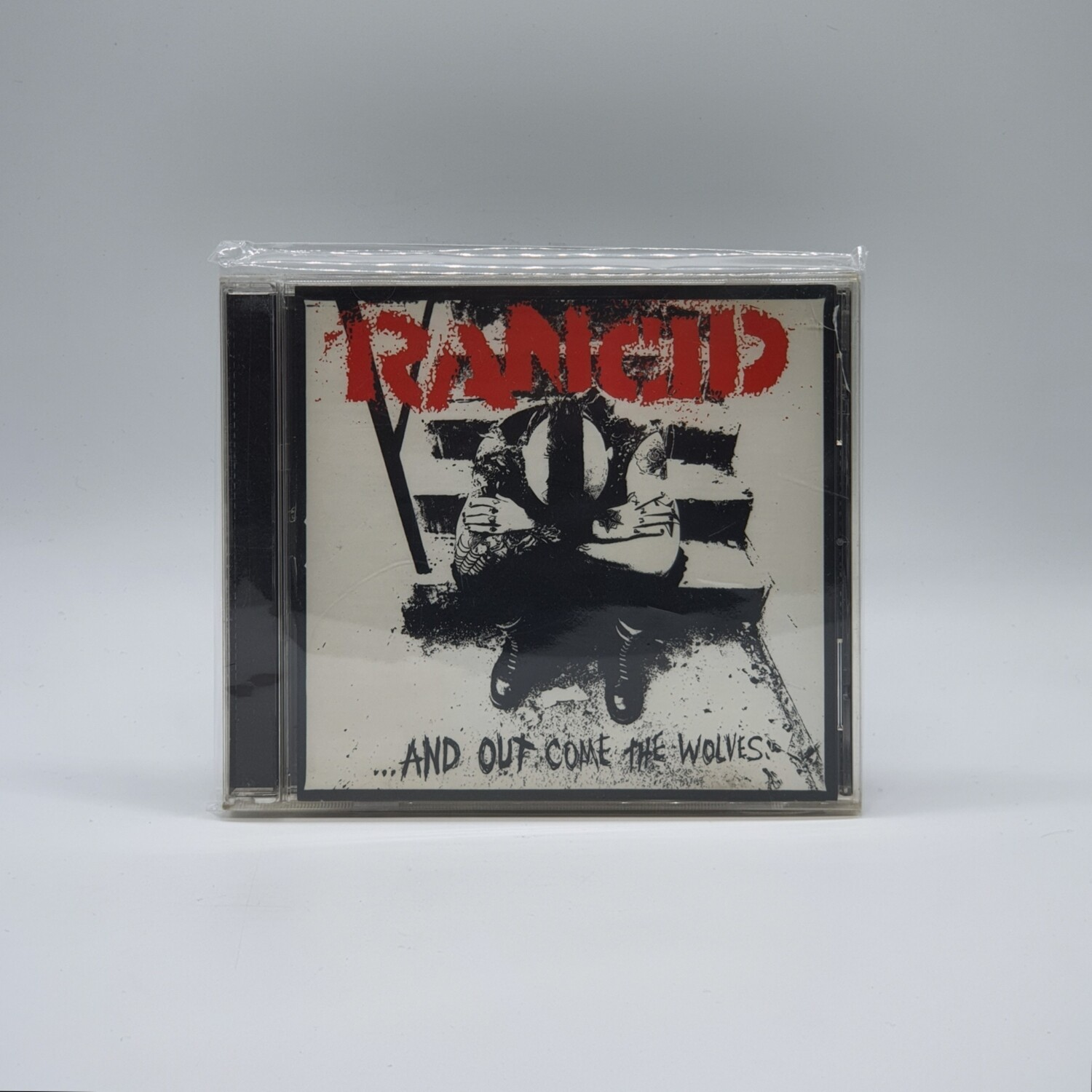 RANCID -...AND OUT COME THE WOLVES- CD