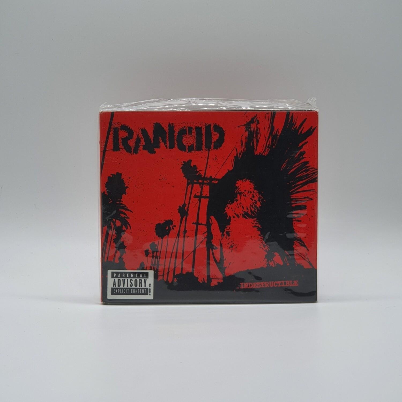 RANCID -INDESTRUCTABLE- CD