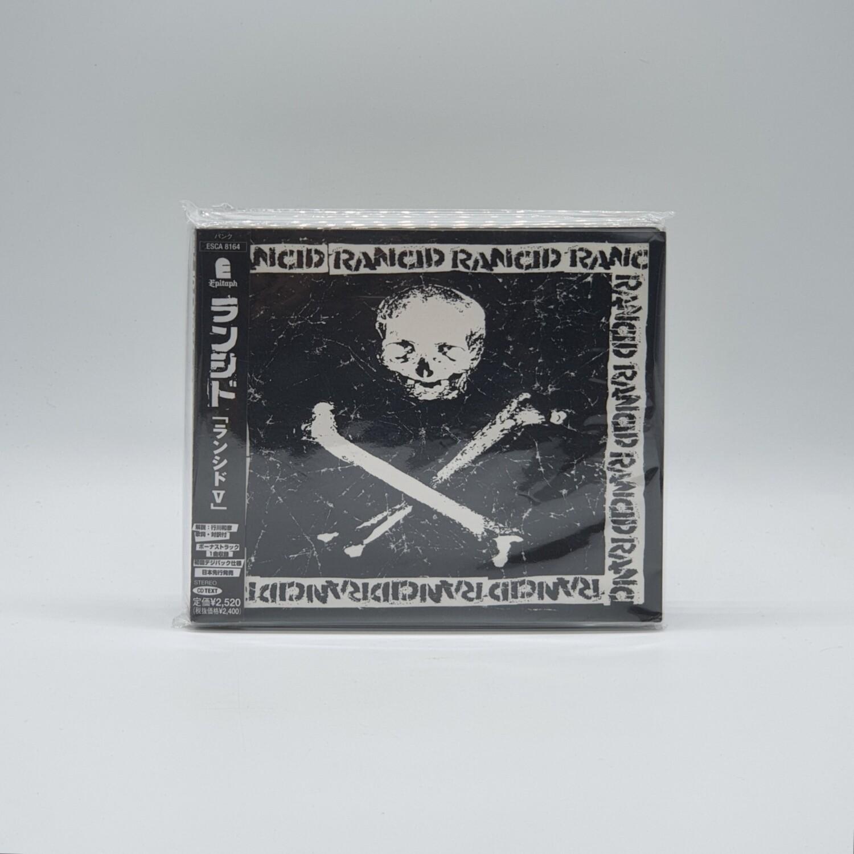 RANCID -S/T(5TH)- CD (JAPAN PRESS)